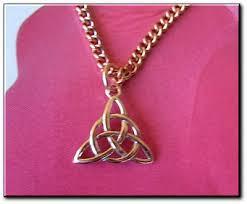 solid copper necklace images Celtic pendant and chain set lt br gt lt br gt jpg