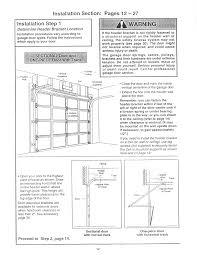 how to adjust craftsman garage door garage door opener adjustment craftsman bernauer info just another