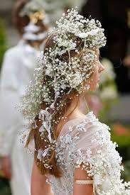 wedding flower hair kirsten dunst s rodarte hair is the only way to wear a