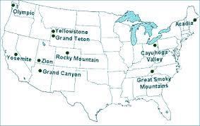 map us national parks us national parks travel guides lodging information maps