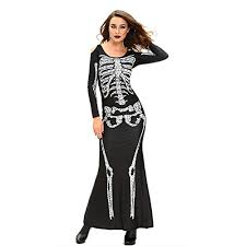 Halloween Jumpsuit Costumes Amazon Slocyclub Womens Sugar Skull Halloween Jumpsuit