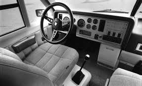 name that shifter no 41 1986 vixen 21td motorhome car and