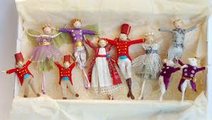 halinkas fairies decorations 10 nutcracker