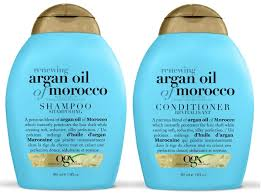Shoo Ogx organix moroccan shoo and conditioner organix renewing with 28