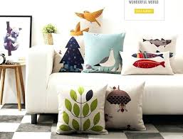decorative pillows home goods home goods decorative pillows natural bird throw pillow for sofa