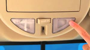 2015 nissan armada interior lights youtube