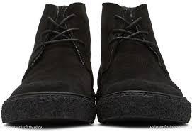 price tiger of sweden black oskar desert boots men authentic