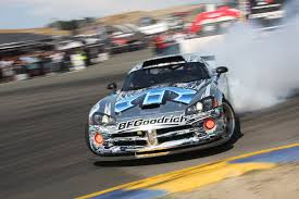 Dodge Viper Supercharger - hubinette finishes 2008 season of formula drift 2nd overall