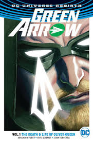 review green arrow vol 1 the death and life of oliver queen