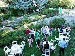 backyard wedding reception on a budget u2014 criolla brithday