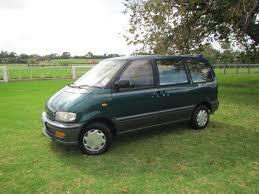 nissan serena 2000 1995 nissan serena fx 7 seater diesel wagon 1 reserve