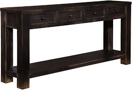 black metal entry table console tables black elegant design table hallway with idea 18