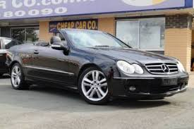 mercedes dealers brisbane 2007 mercedes c280 w204 avantgarde sedan 4dr spts auto 7sp