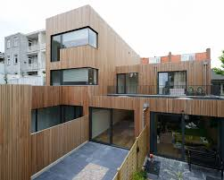 amsterdam apartments a street reinvents itself apartment house in amsterdam detail