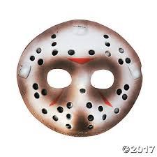 Jason Costume Foam Jason Mask