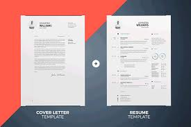resume and cover letter 20 beautiful free resume templates for designers