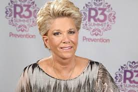how to style hair like joan lunden joan lunden grateful for the breast cancer research foundation