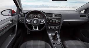 2018 vw golf and gti lineup gets a facelift with more power and