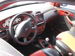 Ford Focus 1999 Interior Ford Focus The Crittenden Automotive Library