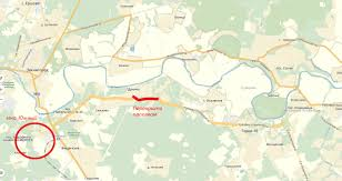 Rublevka с рублевского шоссе сразу в звенигород
