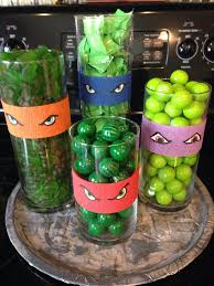 mutant turtles birthday ideas photo 6 of 9
