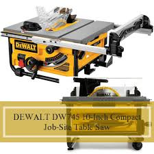 dewalt 10 portable table saw best table saw on market in 2018 ultimate reviews buying guide