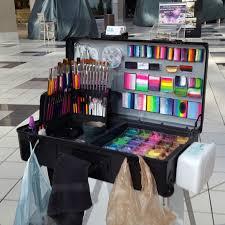 makeup artist station paint station artists workstation makeup artist kit craft n go