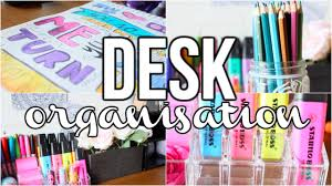 Organize Your Desk by How To Organise Your Desk Spring Cleaning 2016 My Cleaning