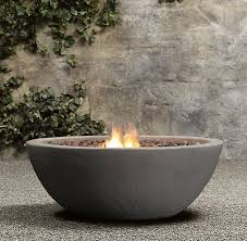 Restoration Hardware Fire Pit by Gas Fire Bowl Crafts Home