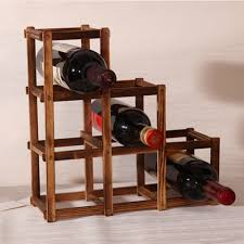 Online Get Cheap Wood Wine Racks Aliexpresscom Alibaba Group - Kitchener wine cabinets