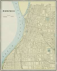 Memphis Zip Code Map Map Of The Deep South States In Memphis Tennessee Usa Stock Photo