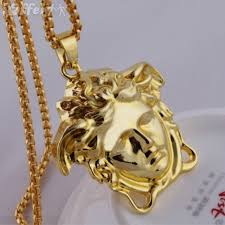 gold necklace hip hop images New mens 18k gold necklace hip hop jewelry f for sale jpg