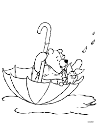 winnie pooh coloring pages kids 25