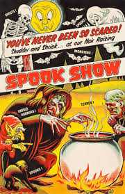 monsters halloween 173 best spook show images on pinterest movie posters vintage
