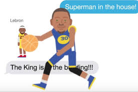 thanksgiving emojis stephen curry lebron james become emojis just in time for their