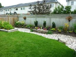 Rock Backyard Landscaping Ideas Backyard Landscaping Ideas Pterodactyl Me