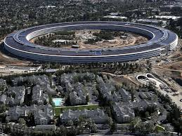 New Apple Headquarters Apple Unveils 3 Iphone Versions Series 3 Watch Abc News