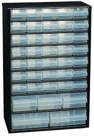Wall Organiser C10 40 X Drawer Wall Organiser Cabinet For Nuts Bolts Screws Etc