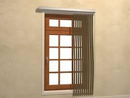 Installing Vertical Blinds Inside Mount Installing Vertical Window Blinds How To Install Vertical Blinds