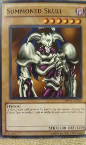 amazon com yu gi oh summoned skull dem1 en001 demo pack