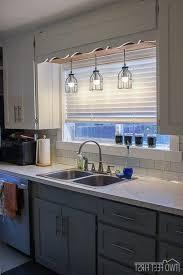 Fluorescent Kitchen Lighting by Lights For Over Kitchen Sink Kenangorgun Com