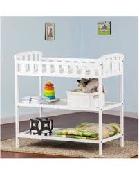 dream on me changing table white slash prices on dream on me emily changing table white
