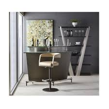 martini bar elite modern martini bar bars and bar stools decorum furniture