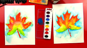 how to paint with watercolor for kids art for kids hub