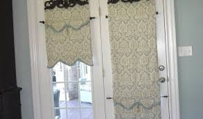 door wonderful door window covering 21 door window curtains
