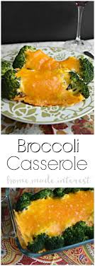 broccoli casserole recipe home made interest