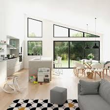 amenagement salon cuisine 30m2 cuisine ouverte salon 30m2 idee deco cuisine ouverte cuisine
