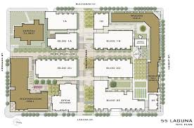 Multi Family Apartment Floor Plans 55 Laguna Siteplan Openhouse
