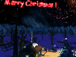 halloween 3d screensaver chritmas night 3d screensaver visit santa u0027s house and let your