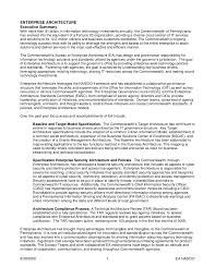 Sample Executive Summary For Resume by Executive Summary The Appeal Of Macy U0027s Executive Summary